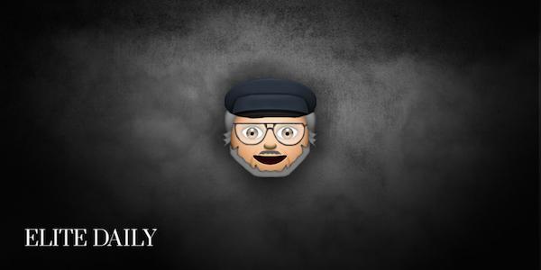 George R.R. Martin Emoji