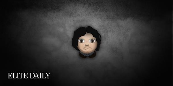 John Snow Emoji