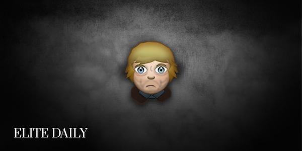 Tyrion Lannister Emoji