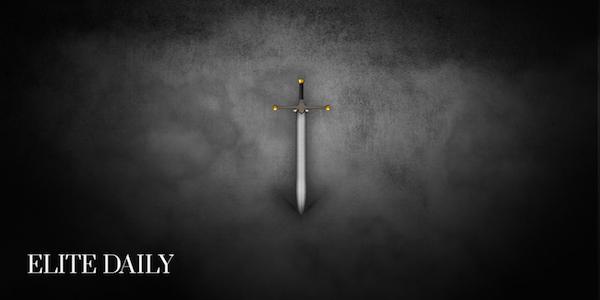 Valyrian Steel Sword Emoji