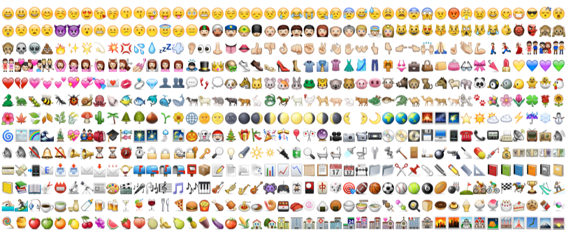 All Emojis