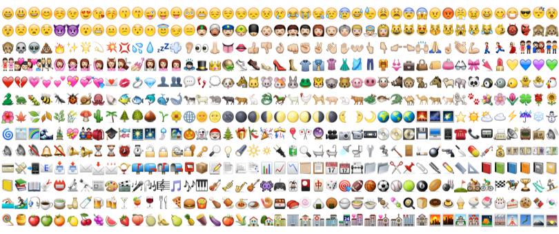 All Emoji
